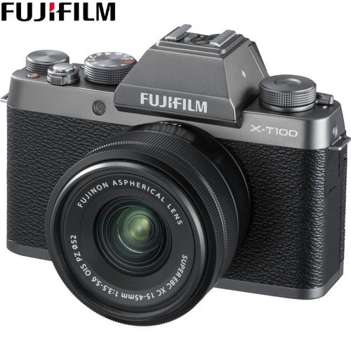 Máy ảnh fujifilm x-t100 + 15-45mm - chính hãng- new - 20502932 , 23350806 , 15_23350806 , 15490000 , May-anh-fujifilm-x-t100-15-45mm-chinh-hang-new-15_23350806 , sendo.vn , Máy ảnh fujifilm x-t100 + 15-45mm - chính hãng- new