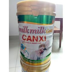 Sữa canxi cho người già milkmilkgold 900gr