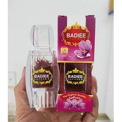 Nhuỵ Hoa Nghệ Tây Saffron Badiee chính hãng Iran 1gr