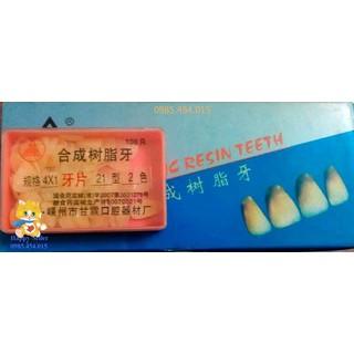 Bộ Mặt răng tạm loại tốt [ĐƯỢC KIỂM HÀNG] 31764102 - 31764102 thumbnail