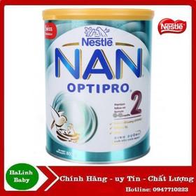 Sữa bột Nan Optipro 2 800g - NAN-2-800G