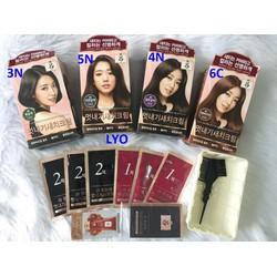 Thuốc nhuộm tóc Ryo dành cho tóc bạc Ryo Premium Dying