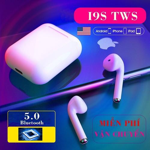 Tai nghe bluetooth i9s tws công nghệ kết nối v5.0 mạnh mẽ, bộ lọc âm thanh bảo vệ tai đạt tiêu chuẩn chất lượng, âm thanh sống động trong trẻo - 20535257 , 23405837 , 15_23405837 , 490000 , Tai-nghe-bluetooth-i9s-tws-cong-nghe-ket-noi-v5.0-manh-me-bo-loc-am-thanh-bao-ve-tai-dat-tieu-chuan-chat-luong-am-thanh-song-dong-trong-treo-15_23405837 , sendo.vn , Tai nghe bluetooth i9s tws công nghệ kế