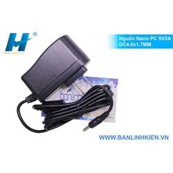 Nguồn NanoPC 5V2A DC4.0x1.7MM