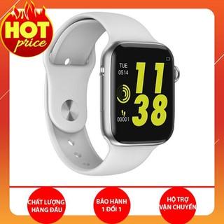 combo 10 Đồng Hồ Thông Minh W34 seri 4 kết hợp nghe gọi và theo dõi sức khỏe tiện ích cho mọi nhà - dongho1 thumbnail