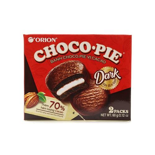 Lốc 3 bánh chocopie dark orion vị ca cao hộp 120g - 20520039 , 23379792 , 15_23379792 , 45000 , Loc-3-banh-chocopie-dark-orion-vi-ca-cao-hop-120g-15_23379792 , sendo.vn , Lốc 3 bánh chocopie dark orion vị ca cao hộp 120g