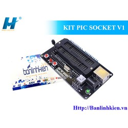 KIT PIC SOCKET V1