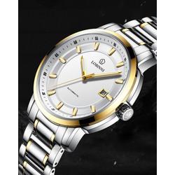 Đồng hồ để bàn Việt Nam gấm hoa Dyvina-B1525-45