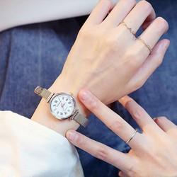 Đồng hồ đeo tay thời trang Lamina nam nữ cực đẹp DH41