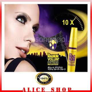 Mascara Maybelline Magnum Volum Express Làm Dày Mi 10 Lần 9.2ml - mcr1231 thumbnail
