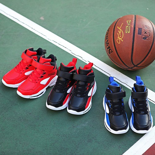 Giày thể thao bóng rổ chống thấm nước cho bé - 20528564 , 23394767 , 15_23394767 , 280800 , Giay-the-thao-bong-ro-chong-tham-nuoc-cho-be-15_23394767 , sendo.vn , Giày thể thao bóng rổ chống thấm nước cho bé