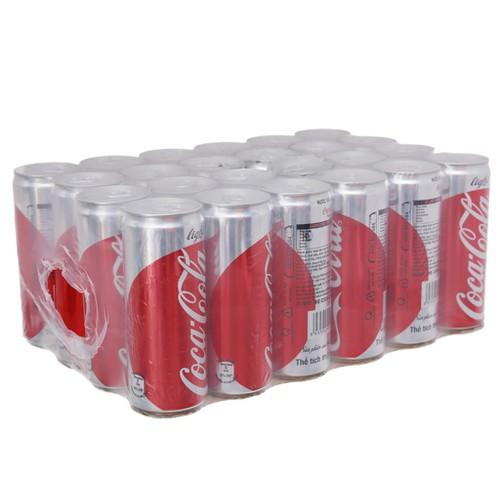 Thùng 24 lon nước ngọt coca cola lon 330ml - light - 20536507 , 23408957 , 15_23408957 , 200000 , Thung-24-lon-nuoc-ngot-coca-cola-lon-330ml-light-15_23408957 , sendo.vn , Thùng 24 lon nước ngọt coca cola lon 330ml - light