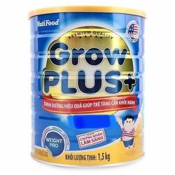 {nhập CB_T121 hoàn 25k} SỮA BỘT GROW PLUS+ XANH 1,5kg date mới 2021