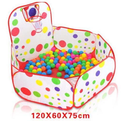 Lều bóng chấm bi cho bé không kèm bóng - 20525987 , 23390294 , 15_23390294 , 70000 , Leu-bong-cham-bi-cho-be-khong-kem-bong-15_23390294 , sendo.vn , Lều bóng chấm bi cho bé không kèm bóng
