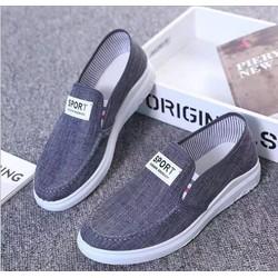 Giày Lười - Giày Vải Nam XIUXIAN SR 11