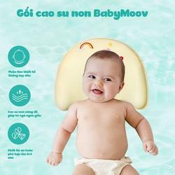 Gối cao su non Baby Moov