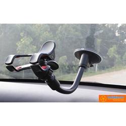 Giá đỡ kẹp đuôi khỉ điện thoại cao cấp dùng trên ô tô