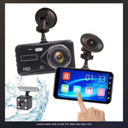 Camera hành trình xe hơi v10. màn cảm ứng 3.2in - 17571507 , 23611065 , 15_23611065 , 858000 , Camera-hanh-trinh-xe-hoi-v10.-man-cam-ung-3.2in-15_23611065 , sendo.vn , Camera hành trình xe hơi v10. màn cảm ứng 3.2in