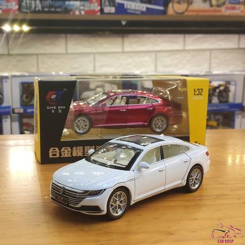 Mô hình trưng bày xe ô tô volkswagen cc 2019 tỉ lệ 1:32 màu trắng - 20556335 , 23440149 , 15_23440149 , 250000 , Mo-hinh-trung-bay-xe-o-to-volkswagen-cc-2019-ti-le-132-mau-trang-15_23440149 , sendo.vn , Mô hình trưng bày xe ô tô volkswagen cc 2019 tỉ lệ 1:32 màu trắng