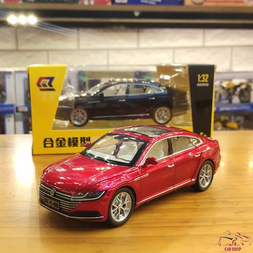 Mô hình trưng bày xe ô tô volkswagen cc 2019 tỉ lệ 1:32 màu đỏ - 19292745 , 23440197 , 15_23440197 , 250000 , Mo-hinh-trung-bay-xe-o-to-volkswagen-cc-2019-ti-le-132-mau-do-15_23440197 , sendo.vn , Mô hình trưng bày xe ô tô volkswagen cc 2019 tỉ lệ 1:32 màu đỏ