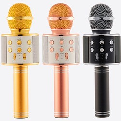 Micro karaoke -  Mic kiêm loa karaoke bluetooth