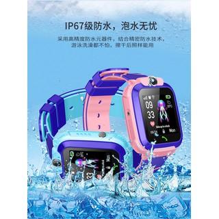 ĐỒng hồ trẻ em thông minh Q6 có camera nghe gọi 2 chiều có đèn sáng chống nước tặng kèm giấy lau mặt kính đồng hồ-ĐỒng hồ Q6 - ĐỒng hồ trẻ em thông minh Q6 thumbnail