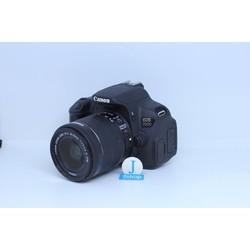máy ảnh canon 700d+18-55 stm