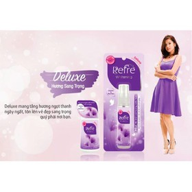 XỊT KHỬ MÙI REFRE WHITENING DELUXE - xkmt