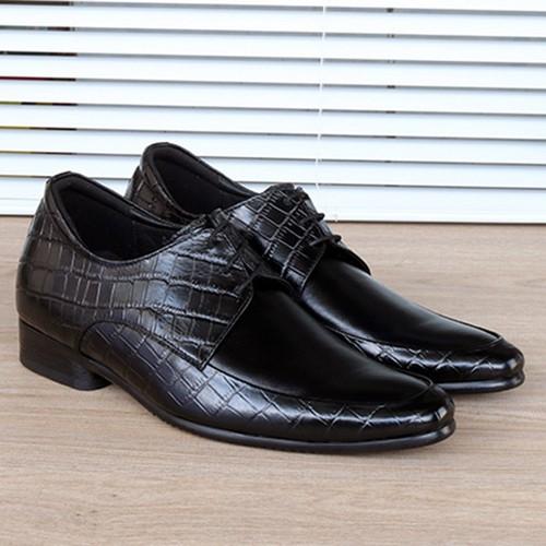 Giày công sở nam - giày công sở nam tăng chiều cao s1002 vân cá sấu đen cao 6cm - 20542524 , 23418358 , 15_23418358 , 890000 , Giay-cong-so-nam-giay-cong-so-nam-tang-chieu-cao-s1002-van-ca-sau-den-cao-6cm-15_23418358 , sendo.vn , Giày công sở nam - giày công sở nam tăng chiều cao s1002 vân cá sấu đen cao 6cm