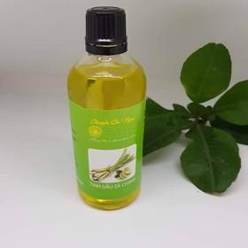 TINH DẦU SẢ CHANH - tinh dầu sả chanh to