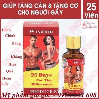 Vitamin Tăng Cân Wisdom Weight Chính Hãng Indonesia - 059 thumbnail