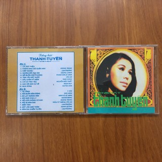 Bộ 6 Đĩa Nhạc CD THANH TUYỀN trước 1975 [ĐƯỢC KIỂM HÀNG] 23481720 - 23481720 thumbnail