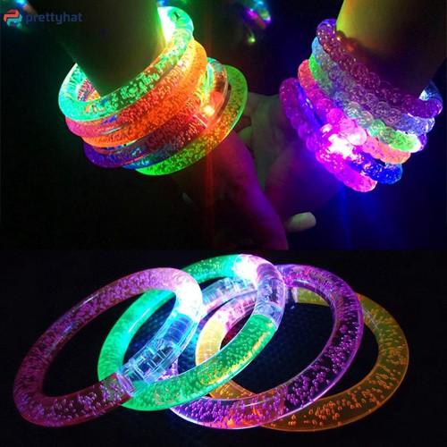Vòng tay đèn led nhiều màu sắc