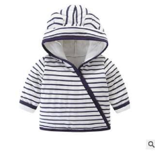 Áo khoác bông cho trẻ sơ sinh [ĐƯỢC KIỂM HÀNG] - 23485369 thumbnail