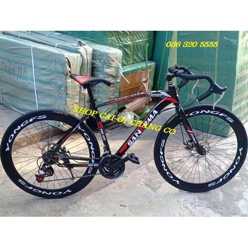 Xe đạp đua thể thao cổ lái cong hàng cao cấp cho người lớn - 20581155 , 23481580 , 15_23481580 , 3050000 , Xe-dap-dua-the-thao-co-lai-cong-hang-cao-cap-cho-nguoi-lon-15_23481580 , sendo.vn , Xe đạp đua thể thao cổ lái cong hàng cao cấp cho người lớn