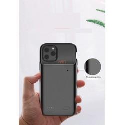 Ốp lưng kiêm sạc dự phòng iPhone 11 Pro Max 5000mAh NewDery