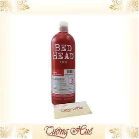 Dầu xả phục hồi tóc hư nặng số 3 Tigi Bed Head Urban Antidotes #3 Conditioner - 750ml - Đỏ - Xa-Tigi-BedHead-Do-750ml