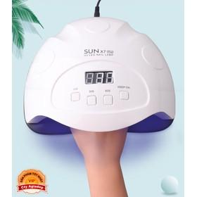 Máy hơ gel sơn móng 90W SUNX7 công suất cao khô nhanh - Bền Xịn công nghệ LED UV - Seagd610