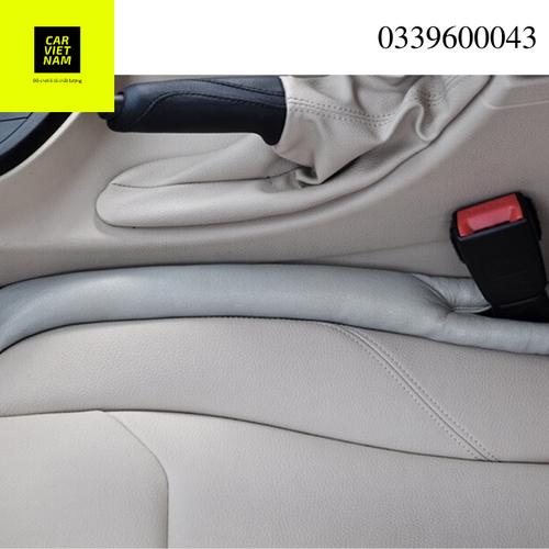 Miếng lót chống rơi đồ khe ghế ô tô đủ màu nội thất