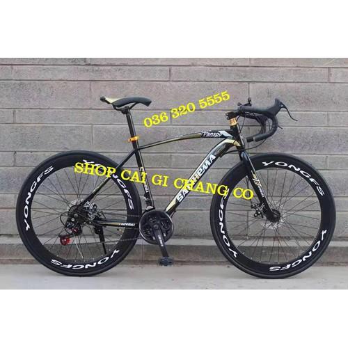 Xe đạp đua thể thao cổ lái cong hàng cao cấp cho người lớn - 20567919 , 23459868 , 15_23459868 , 3050000 , Xe-dap-dua-the-thao-co-lai-cong-hang-cao-cap-cho-nguoi-lon-15_23459868 , sendo.vn , Xe đạp đua thể thao cổ lái cong hàng cao cấp cho người lớn