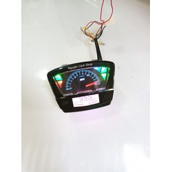 đồng hồ điện tử xe drem uma