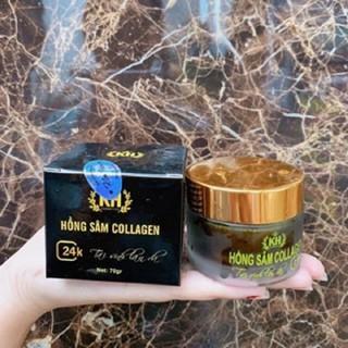 Hồng Sâm Collagen 24K - kh cũ thumbnail