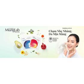Mặt nạ sinh học Miung Lab phiên bản 2- 1hộp7miếng - 00255