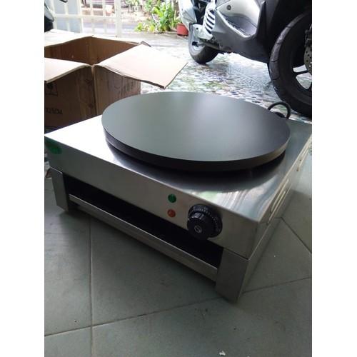Máy làm bánh crepe bằng điện cao cấp kb1b