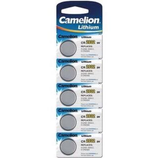 pin 3v camelion lithium cr2032 - 1 viên thumbnail
