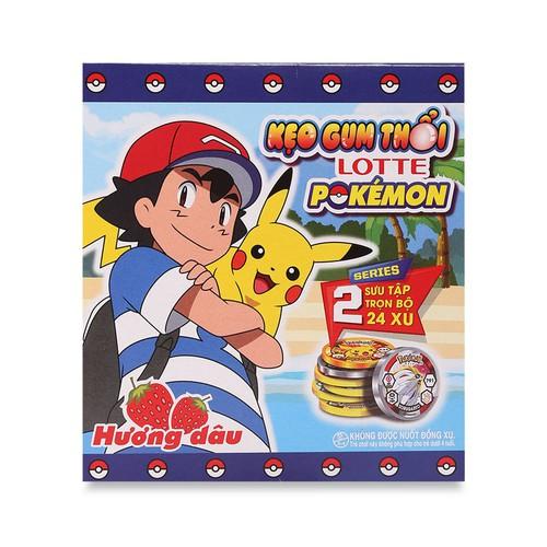 Kẹo gum thổi lotte pokemon hương dâu 19.2g - 20573196 , 23467821 , 15_23467821 , 28000 , Keo-gum-thoi-lotte-pokemon-huong-dau-19.2g-15_23467821 , sendo.vn , Kẹo gum thổi lotte pokemon hương dâu 19.2g