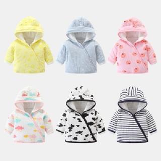 Áo khoác bông cho trẻ sơ sinh - A16 thumbnail