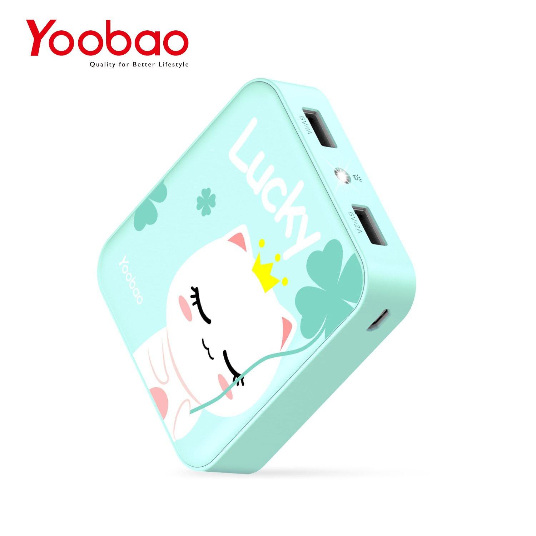 SẠC DỰ PHÒNG YOOBAO YB-6024 10000mAh - YB 6024