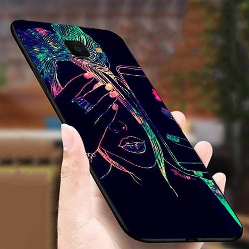Ốp điện thoại dành cho máy samsung galaxy a3 2017 - 7 11 graffiti ms 711g007