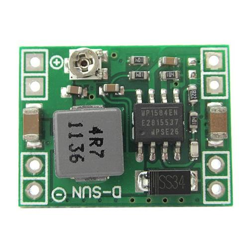 Mạch nguồn hạ áp mini 3a buck dc mp1584 module nguồn có điều chỉnh điện áp - 20583421 , 23486338 , 15_23486338 , 13900 , Mach-nguon-ha-ap-mini-3a-buck-dc-mp1584-module-nguon-co-dieu-chinh-dien-ap-15_23486338 , sendo.vn , Mạch nguồn hạ áp mini 3a buck dc mp1584 module nguồn có điều chỉnh điện áp